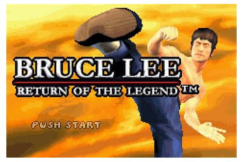 bruce lee return of the legend download