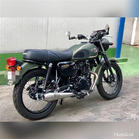 Kawasaki W175 Hd Photo by Kawasaki W175 System Motorbikes Motorbike