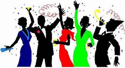 Clip Celebration Party Clipart Celebrate Adult Birthday
