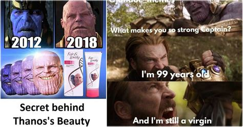 Avengers Infinity War Memes - these hilarious avengers infinity war memes are taking