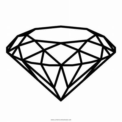 Diamond Coloring Icon Pages Icons Jewelry Within