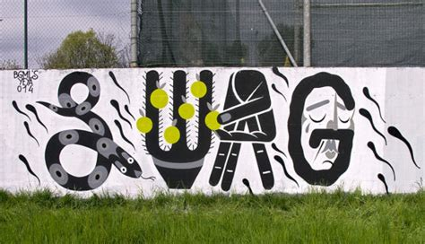 "Graffiti Yolo : ""yolo"" & ""swag"" By Font"