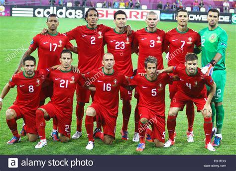 Portugal National Football Team Stockfotos und -bilder ...