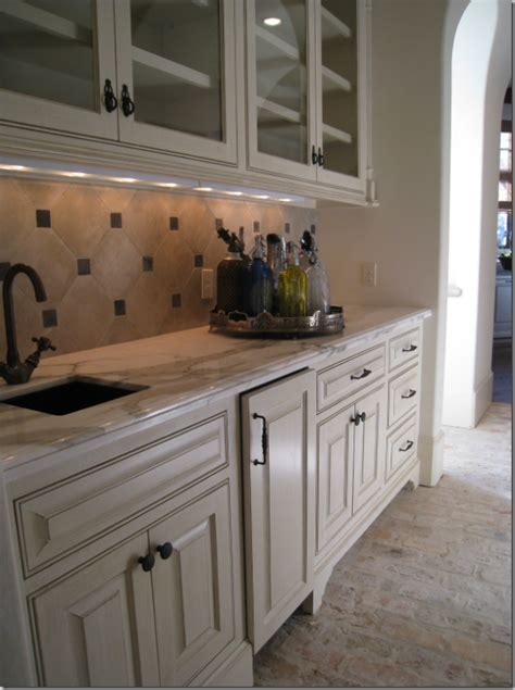 whitehaven kitchens with brick floors