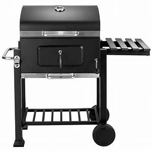 Grill Und Räucherofen : bbq holzkohle grill barbecue smoker r ucherofen grillwagen gartengrill ebay ~ Sanjose-hotels-ca.com Haus und Dekorationen