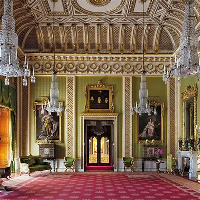 Palace Buckingham Inside Rooms Vogue Before Master