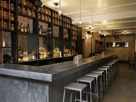 Modern Bar by The Cocktail Heatmap Where To Drink Right Now Eater Ny