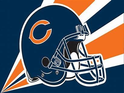 Bears Chicago Helmet Clip Flag Clipground