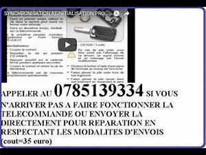 Programmation Cle Voiture Peugeot : synchronisation reinitialisation programation cle 207 307 407 308 508 picasso appeller au ~ Medecine-chirurgie-esthetiques.com Avis de Voitures