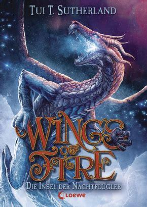 wings  fire die insel der nachtfluegler band  von tui