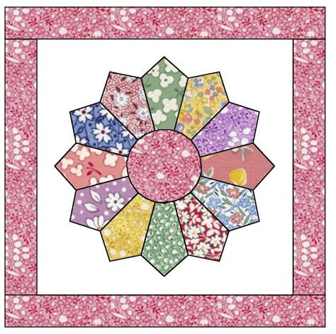 dresden plate quilt pattern free apple avenue quilts free patterns