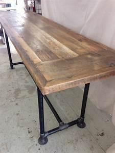Counter Height Farmhouse Table Legs Decorative Table