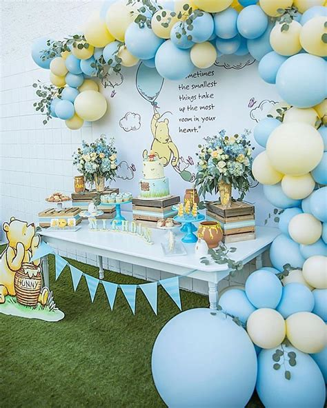 id totally throw   winnie  pooh themed party