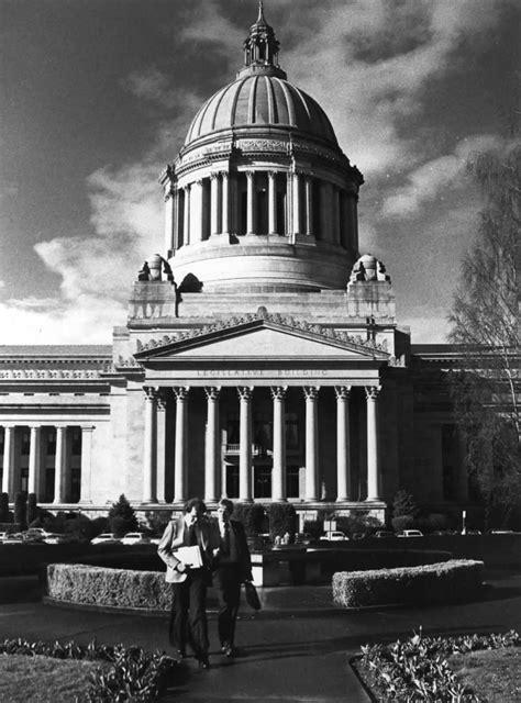 washington history legislative building legacy