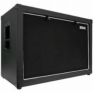12 U0026quot  Guitar Speaker Cabinet Empty 2x12 Cab New 212 Tolex
