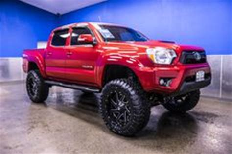 toyota tacoma trd preferred truck    special