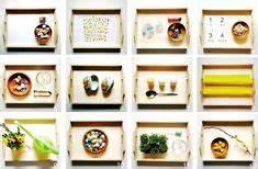 Tablett Für Kinder : die 44 besten bilder von montessori tabletts montessori trays in 2019 day care montessori ~ Orissabook.com Haus und Dekorationen