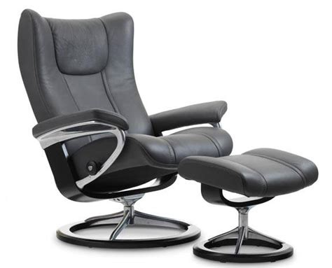 stressless wing classic chair recliners stressless