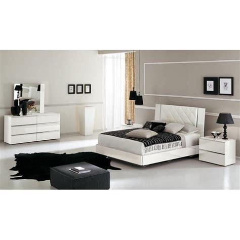 white lacquer stella bedroom  white lacquer stella