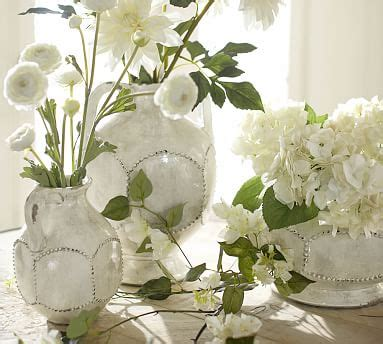 elise vases pottery barn