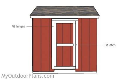 shed plans journal