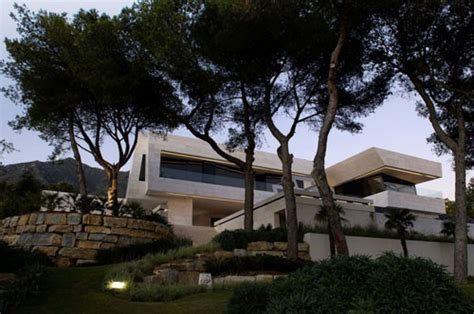 Modern House In Spain By A Cero by Amazing Modern Architecture Marbella House By A Cero