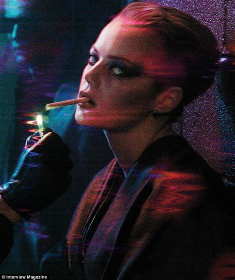 Emma Stone Gets A Smokin' Hot Makeover For High Fashion