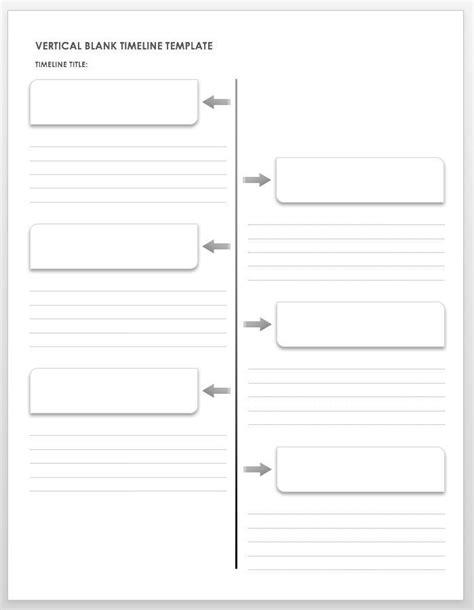 blank timeline templates history timeline template