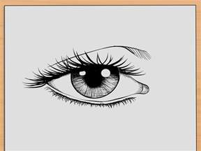 How to Draw Realistic Eye Drawing