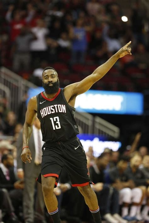James Harden's night in a word: matchless ...