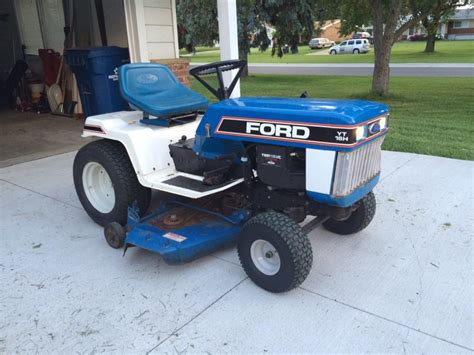 Terrific Ford Yt16H Lawn Tractor Parts Ford Yt16H Parts Diagram Ford Auto Wiring Database Pengheclesi4X4Andersnl