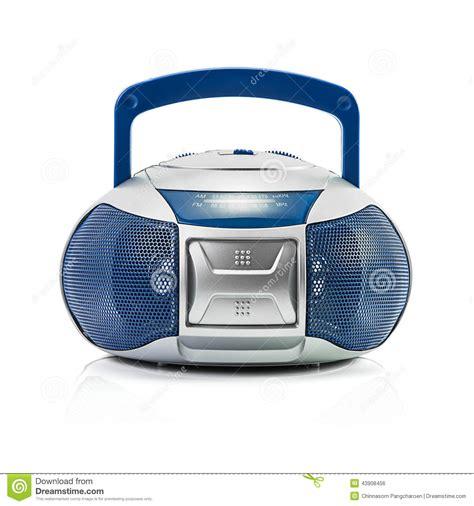 modern radio modern radio stock photo image of news blue frequency 43908456
