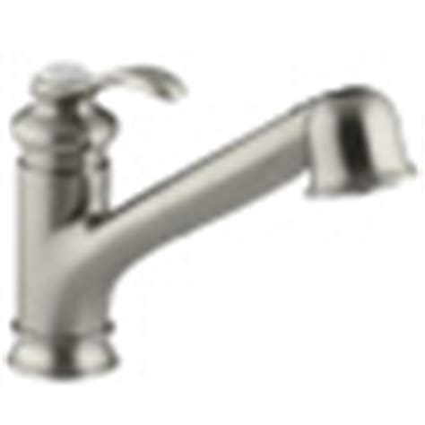 Kohler Fairfax Kitchen Faucet Cartridge by Kohler K 12177 Bn Fairfax Pull Kitchen Faucet