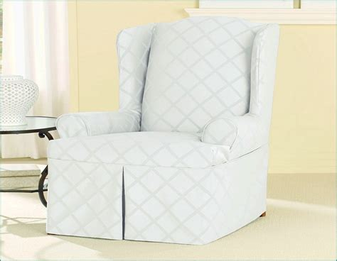 Wing Chair Slipcovers Target by Slipcovers Target Home Design Ideas