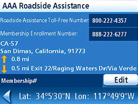aaa roadside assistance phone number magellan maestro 3140 3 5 inch bluetooth
