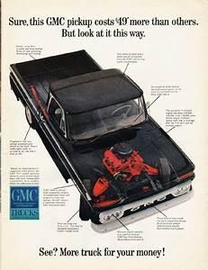 1965 Gmc Trucks Vintage Ad  U0026quot Look At It This Way U0026quot
