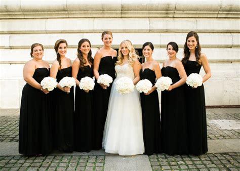 Classic New York Black Tie Wedding