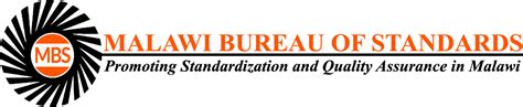us bureau of standards mbs logo header malawi bureau of standards