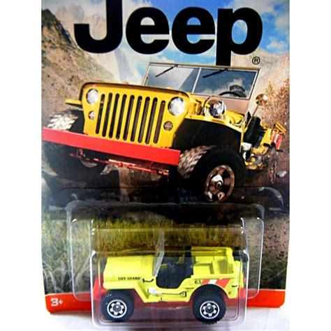matchbox jeep willys 4x4 matchbox jeep collection 1943 jeep willys lifeguard