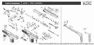 Ksc Mp9 Gbb Parts