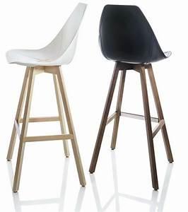 Chaise Bar Cuisine : tabourets et chaises de bar design en image ~ Teatrodelosmanantiales.com Idées de Décoration