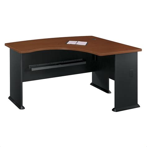 l shaped computer desk bush furniture series a right l shape computer desk ebay