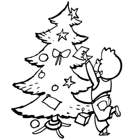 dibujar arbol navidad imagui