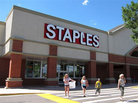 Office Depot Staples by Staples Office Depot Scrap Merger Business Insider