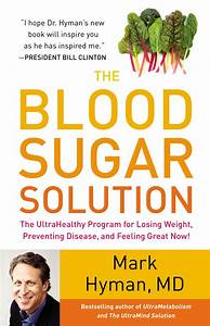 1 New York Times Bestseller The Blood Sugar Solution