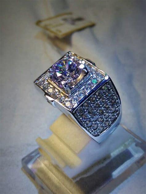 jual beli cincin batu cubic zirconia berlian imitasi