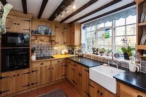 The, Traditional, Farmhouse, Kitchen