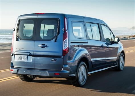 Ford Transit Connect 2020 by 2020 Ford Transit Connect Redesign Price Changes