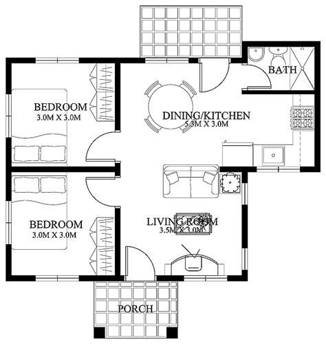 Small Home Floorplans by Free Small Home Floor Plans Small House Designs Shd
