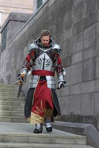 Cullen Cosplay (Dragon Age II - Knight Templar Armour ...